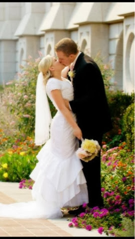 choose your love love your choice thomas s monson husband wife marriage six months anniversary wedding photo bridal photo