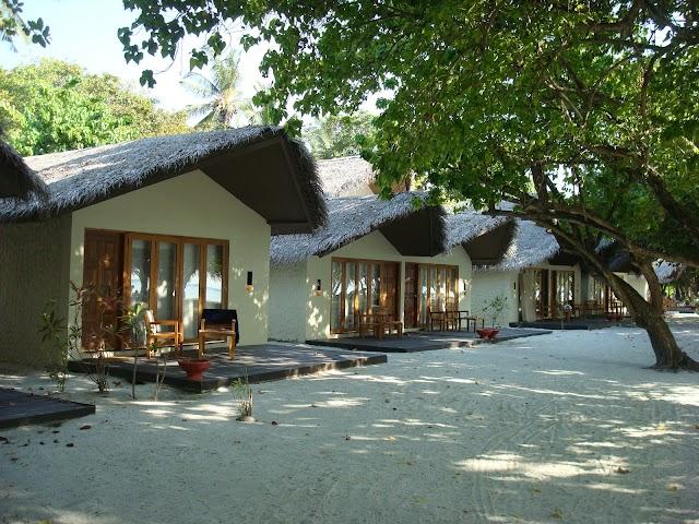 Adaaran Select Hudhuranfushi Hôtel