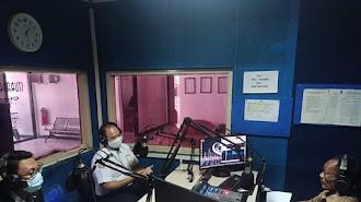 Lagi Lewat Radio Pangkal Perjuangan BPJS Sosialisasi Kepatuhan Peserta