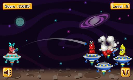 Aliens Mars Fight 1.0 screenshots 4