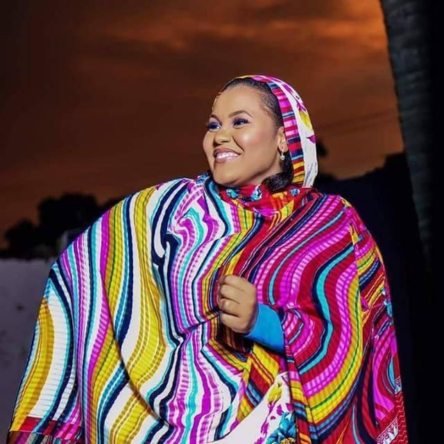 %255BUNSET%255D Babu Bambamci Tsakanin Fina Finan Kannywood Da Nollywood - Inji Hadiza Gabon