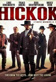 Capa A Lenda de Wild Bill Hickok Dublado 2017 Torrent