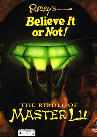 Ripley's Believe It or Not: The Riddle of Master Lu - Review-Walkthrough By Alan Cranford