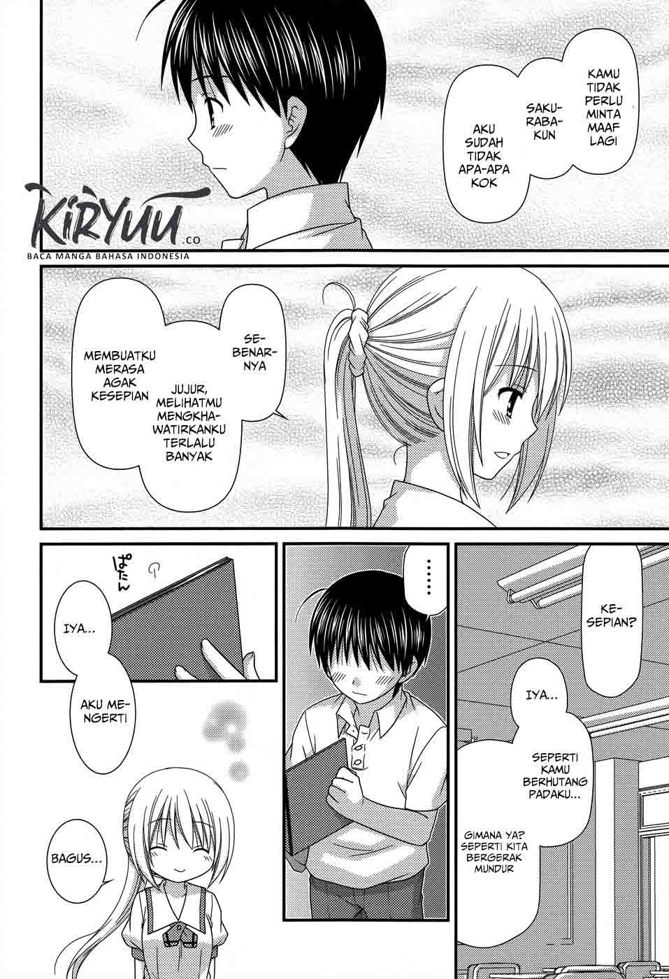 Tonari no Kashiwagi-san: Chapter 55 - Page 21