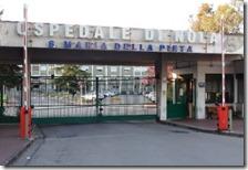 """Ospedale """"Santa Maria della Pietà"""" di Nola"""