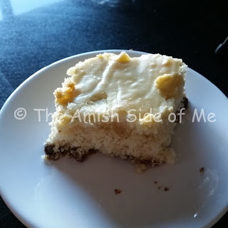 Amish White Cake Recipes