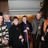 Geistliches Konzert für unsere Klausing-Orgel 03.02.2008