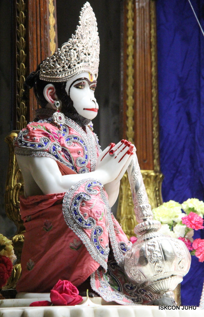 ISKCON Juhu Mangal Deity Darshan on 30th Sep 2016 (1)