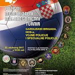 "4.TURNIR Gardijskih brigada, HOS-a"" Vojne policije i specijalne policije"