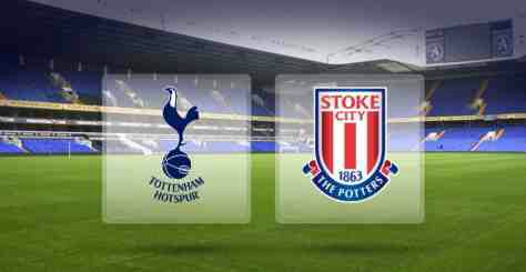Tottenham vs Stoke City Match Highlight