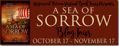 A Sea of Sorrow_Blog Tour Banner
