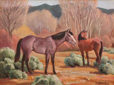 """Two Horses"""