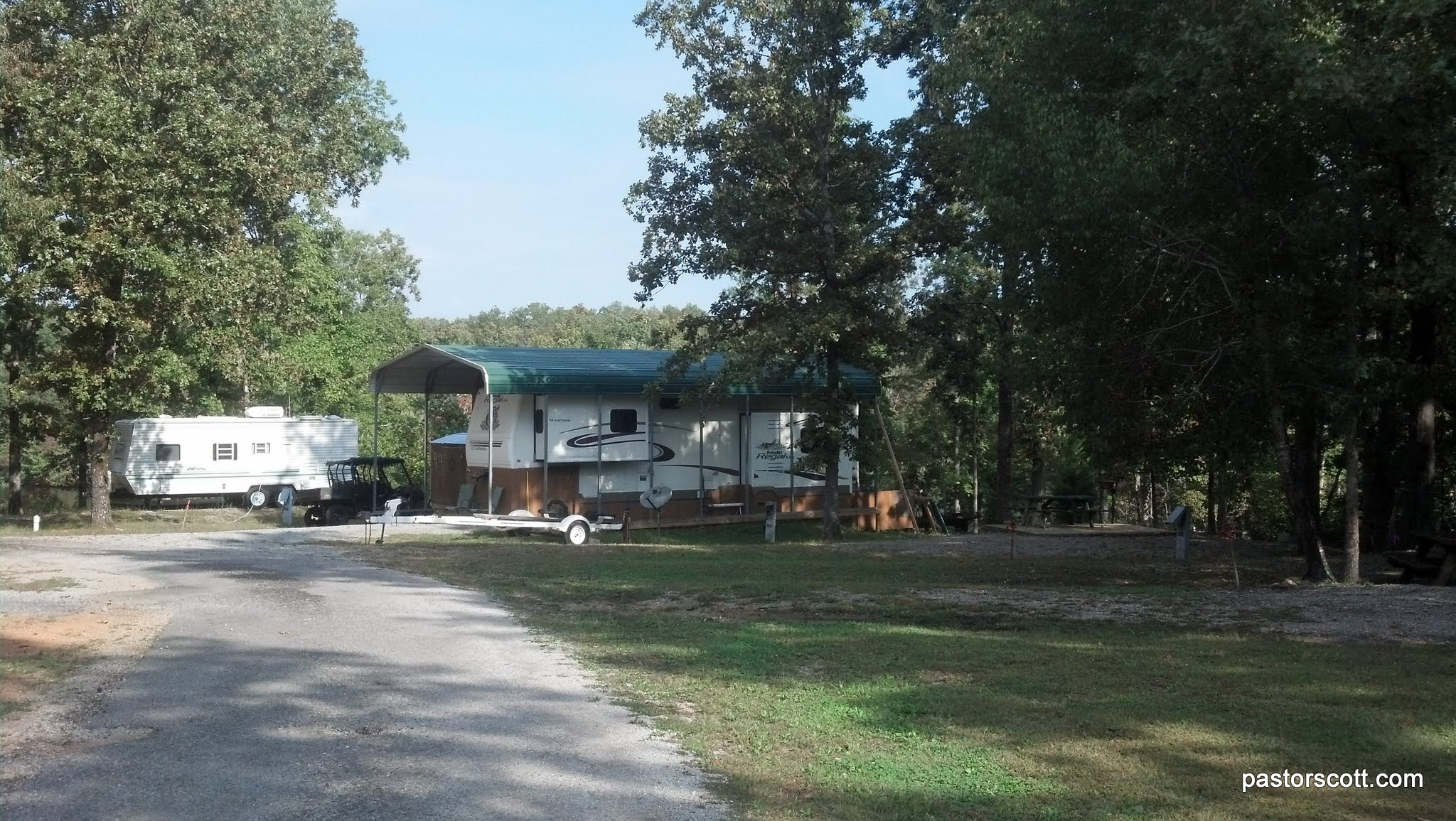 Car Lots In Tupelo Ms >> Campground Review: Natchez Trace Thousand Trails, Hohenwald, TN   Here and There
