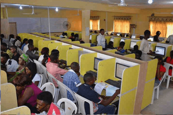 JAMB Candidates Arrested For Vandalizing CBT Centre In Jonathan's Hometown