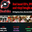 Beatniks Records Norwich -buy sell trade, cd,vinyl records,dvd, blu-ray & video games