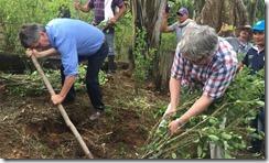 Gobierno no titulará tierras a quienes deforestan los bosques de Colombia, advierte Alto Consejero para el Posconflicto