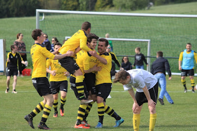 1e ploeg - ERC Hoeilaart: 3-3