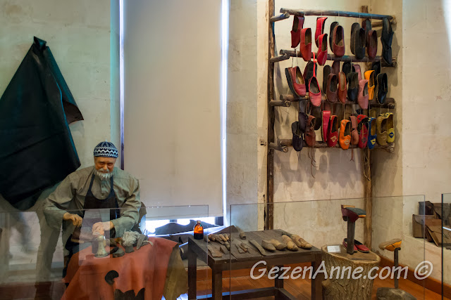 yemenici usta mankeni, Gaziantep Kent Müzesi