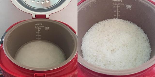 Saat ini memasak dan menyimpan nasi hanya membutuhkan satu media saja yaitu rice cooker Bunda Wajib Tahu Inilah Tips Agar Nasi Tidak Praktis Basi dan Kering di Dalam Rice Cooker !!
