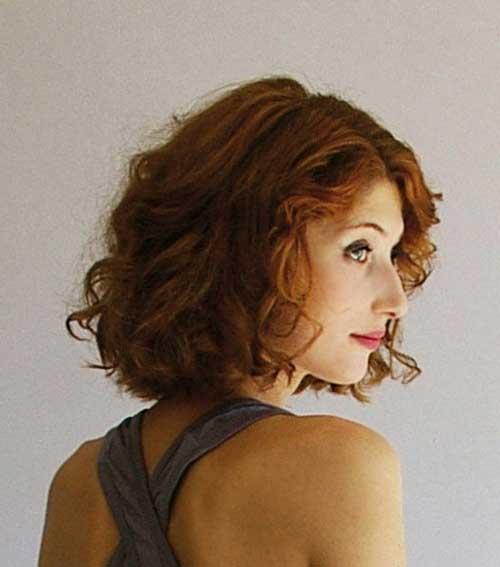 Superb Curl Hair Short Layers Short Hair Fashions Hairstyles For Women Draintrainus