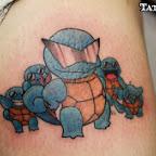Photo - Pokemon Tattoos Pictures
