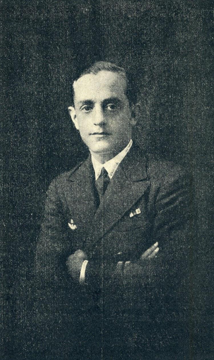 23- Teniente de Navío D. Antonio Núñez. Boletín de la Sociedad Española de Salvamento de Náufragos, Año 46. Num. CCCLXXXIV, de 1º de octubre de 1926.jpg