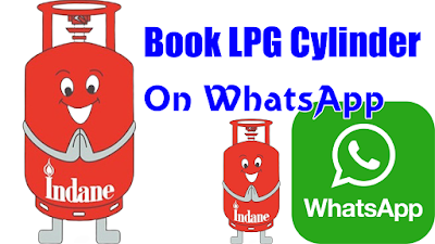 How to Book Indane LPG Cylinder Through WhatsApp?