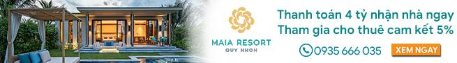 Dự án biệt thự Maia Quy Nhơn Resort (VinaCapital)