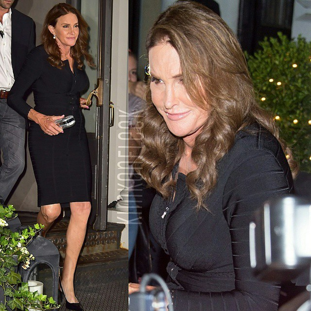 Caitlyn Jenner Was Spotted Having Dinner In New York