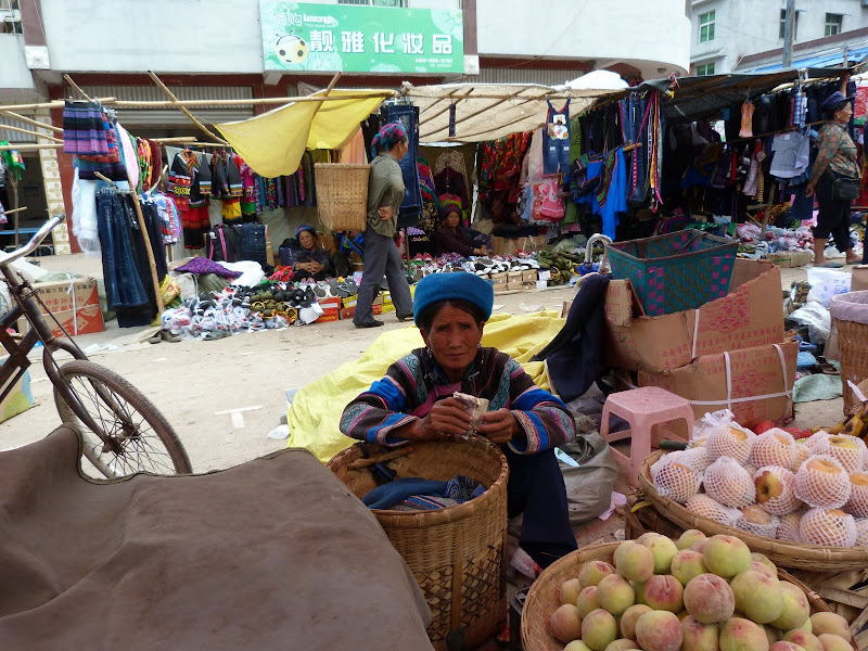 CHINE SICHUAN.XI CHANG ET MINORITE YI, à 1 heure de route de la ville - 1sichuan%2B1039.JPG