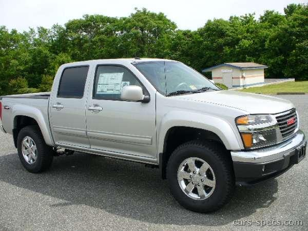 2004 Gmc Canyon Crew Cab Specifications  Pictures  Prices