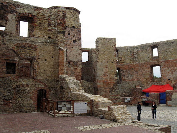 Miejsce imprez - zamek w Siewierzu