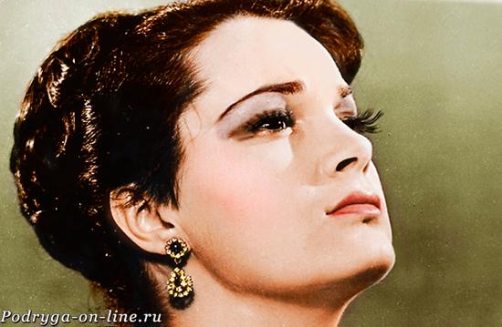 Элина Быстрицкая. 12 самых красивых и сексуальных актрис 20 века.