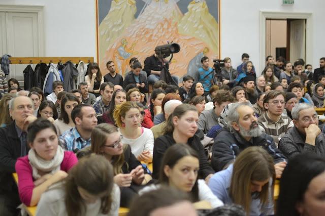 Seara cultural duhorvniceasca la FTOUB 168