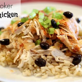 Mexican Fiesta Chicken