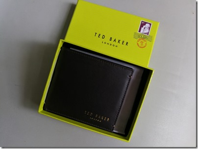 Ted Baker Harvys Bifold Wallet