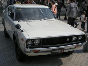 1969 KPGC110 Skyline