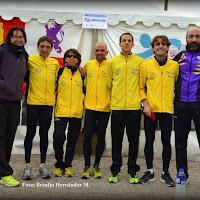 Campeonato de España de veteranos de cross. Alcobendas 2015