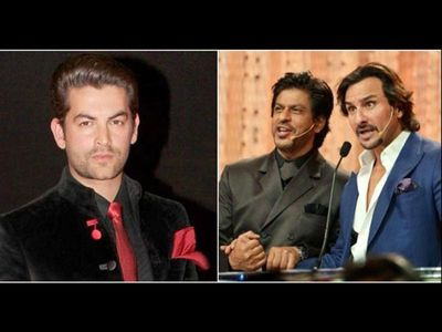 When Neil Nitin Mukesh asked Shah Rukh Khan to 'shut up' in public; here's what happened next