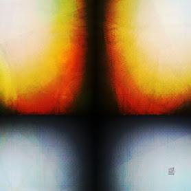 generative digital art abstract