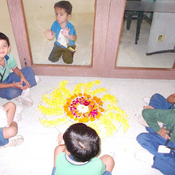 2015-11-06 Diwali Celebration - Rangoli Making
