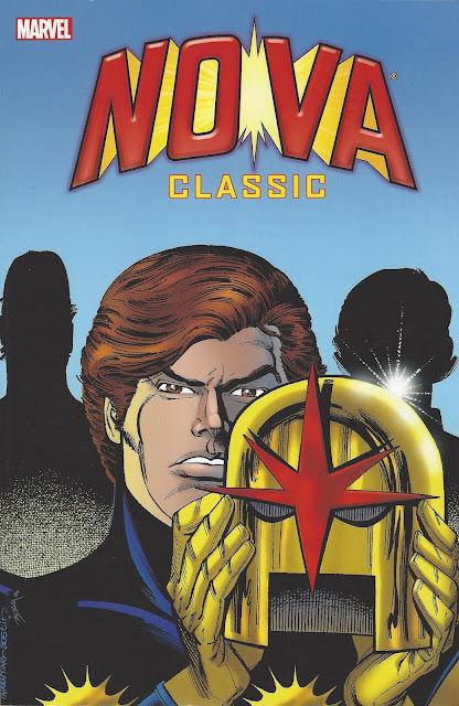 Nova Classic, v. 3 cover