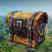 Map with Chests Fortnite Icon