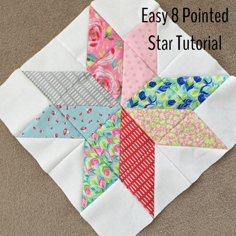 Quilting Technique - 8 Pointed Star Block - Sweet Little Pretties : quilting technique - Adamdwight.com