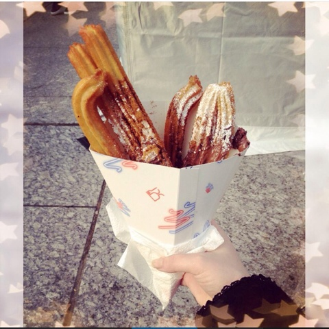 Churros in Nottingham