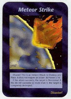 meteorite, illuminati