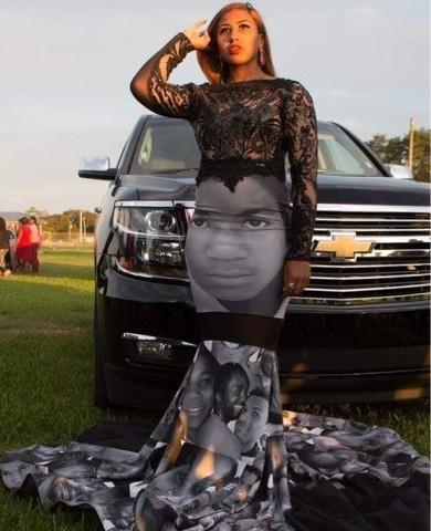 The Prbrown Report The Black Lives Matter Prom Dress Other Weird News
