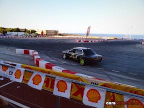 Black BMW E30