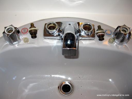 Repair Lavatory Faucet