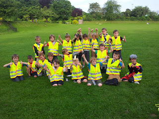 Beavers in Hi VIs